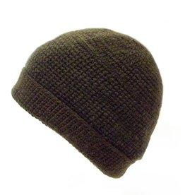Crochet Turn Up Hat
