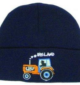 Children's Tractor Ireland Ski Hat