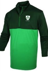 Children's Rugby Shamrock 1/4 Zip Mock Neck