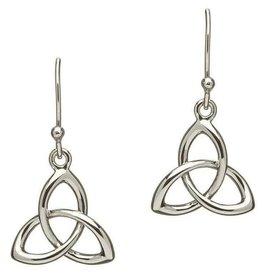 S/S Trinity Knot Earrings