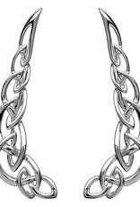 S/S Celtic Climber Earrings