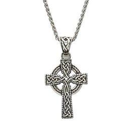 S/S Celtic Cross Necklace