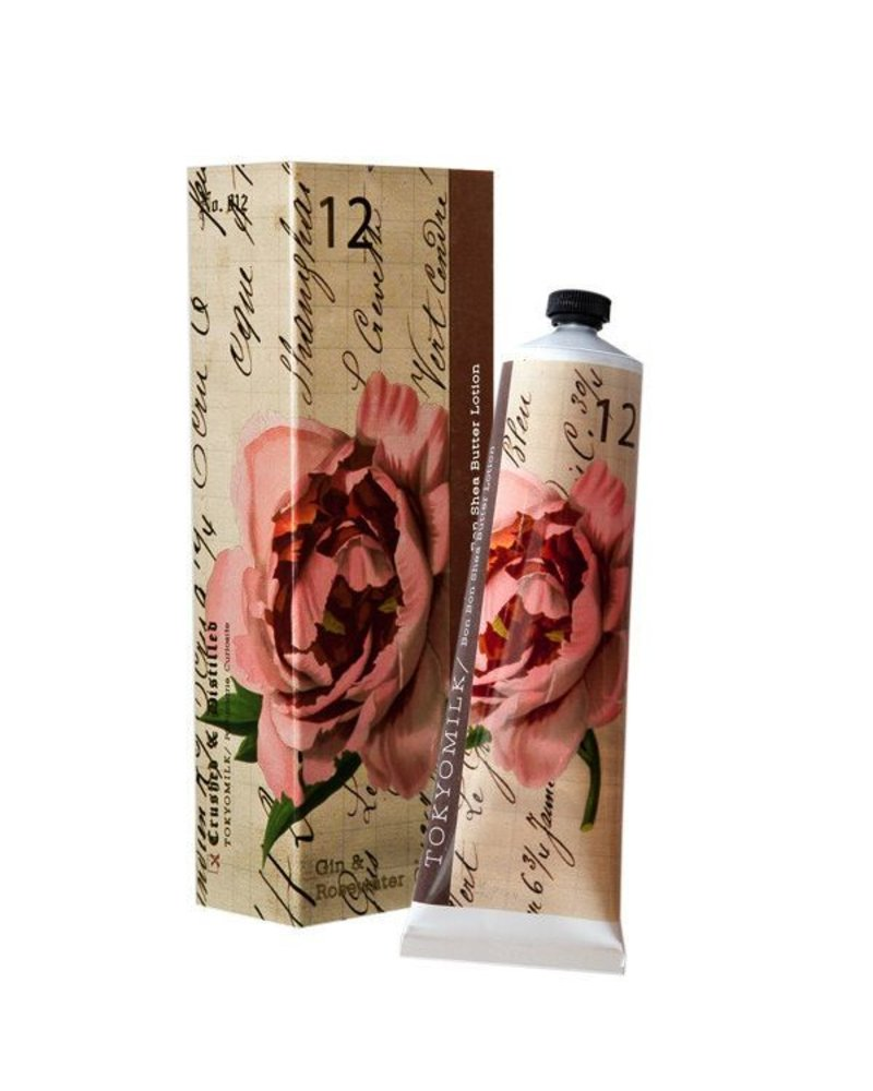 Gin & Rosewater No.12 Hand Creme