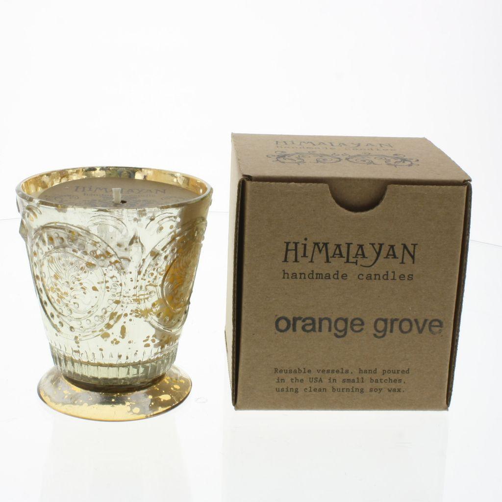 Fleur de Lys Orange Grove Soy Candle