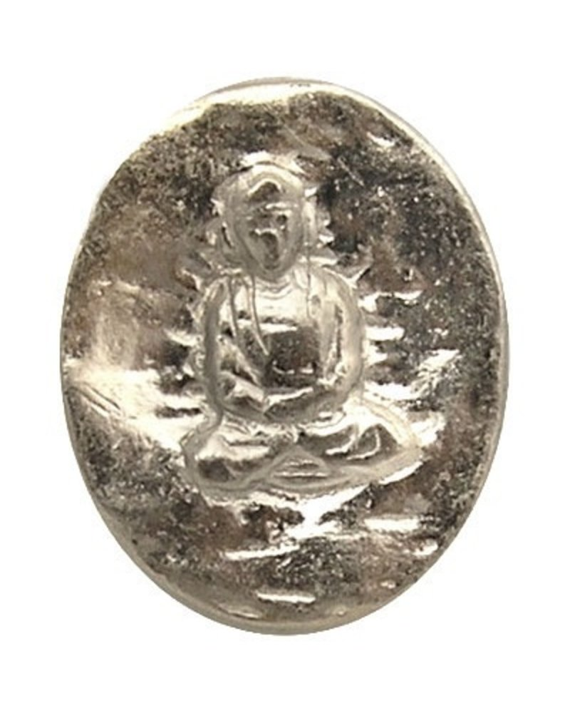 Pewter Pocket Buddha Charm - Bakers Dozen (online only)