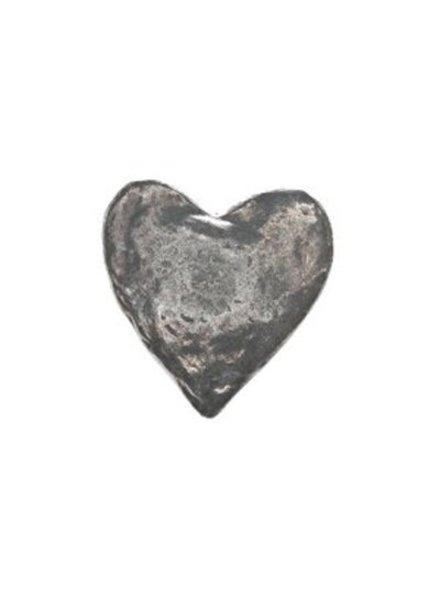 Pewter Pocket Heart Charm - Bakers Dozen (online only)