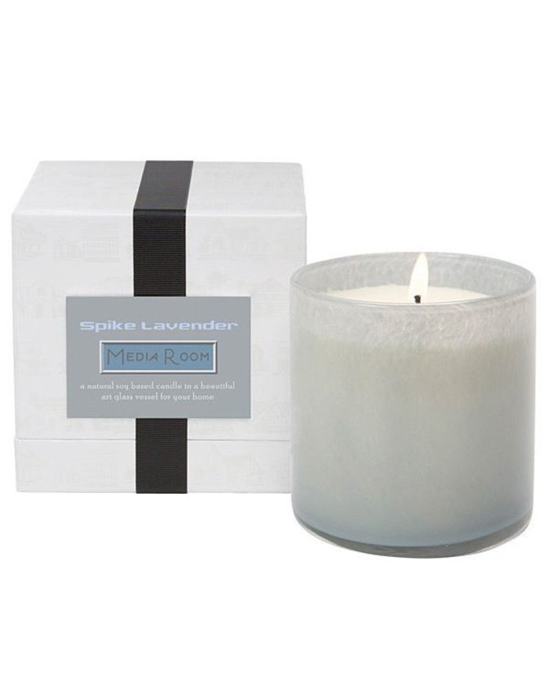 Media Room Lafco H&H Candle 16oz
