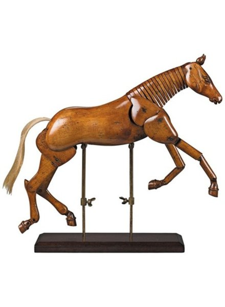 Authentic Models Artist Horse Model Lg 13x13
