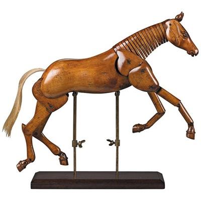 Authentic Models Artist Horse Model Lg 13x13