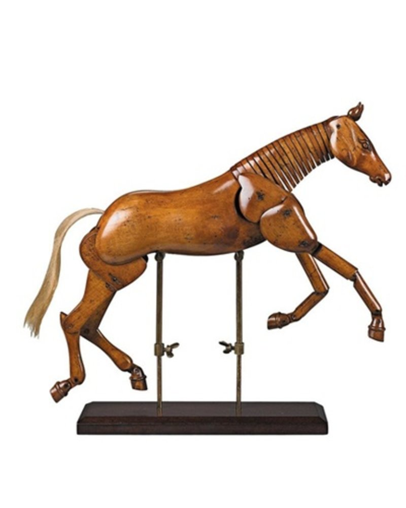 Authentic Models Artist Horse Model Med. 10x10