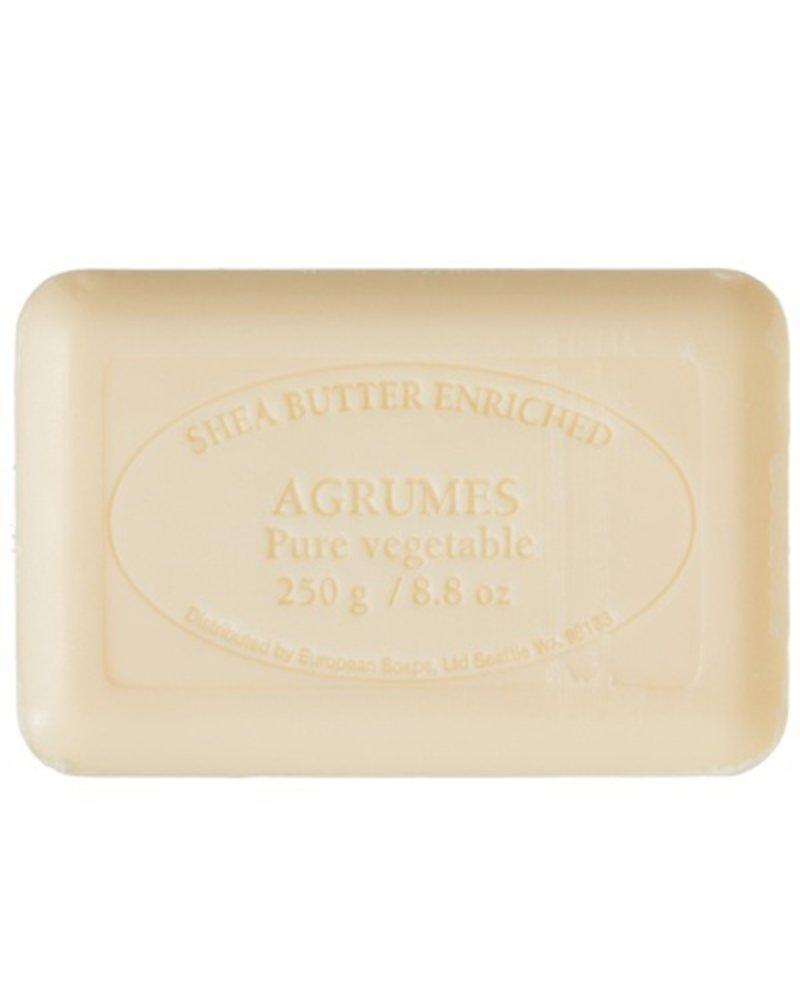 European Soaps Agrumes 250g Soap