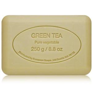 European Soaps Green Tea 250g Soap