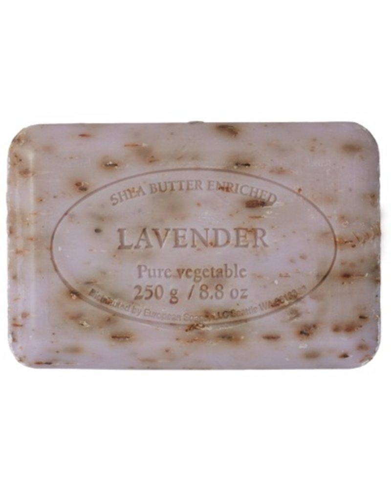 European Soaps Lavender 250g Soap