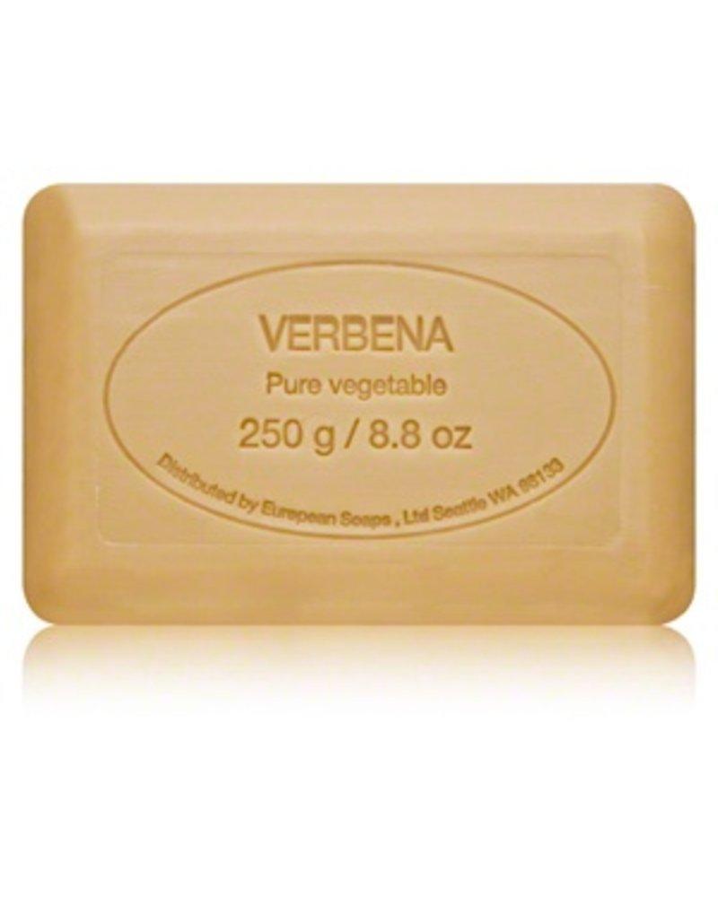 European Soaps Verbena 250g Soap