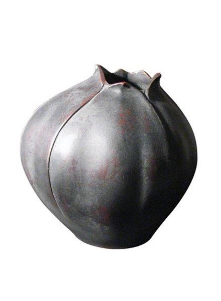 Tampopo Mebae Zinc Blossom Vase