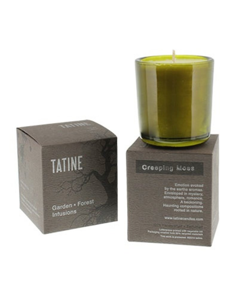 Tatine Creeping Moss Candle DISCO