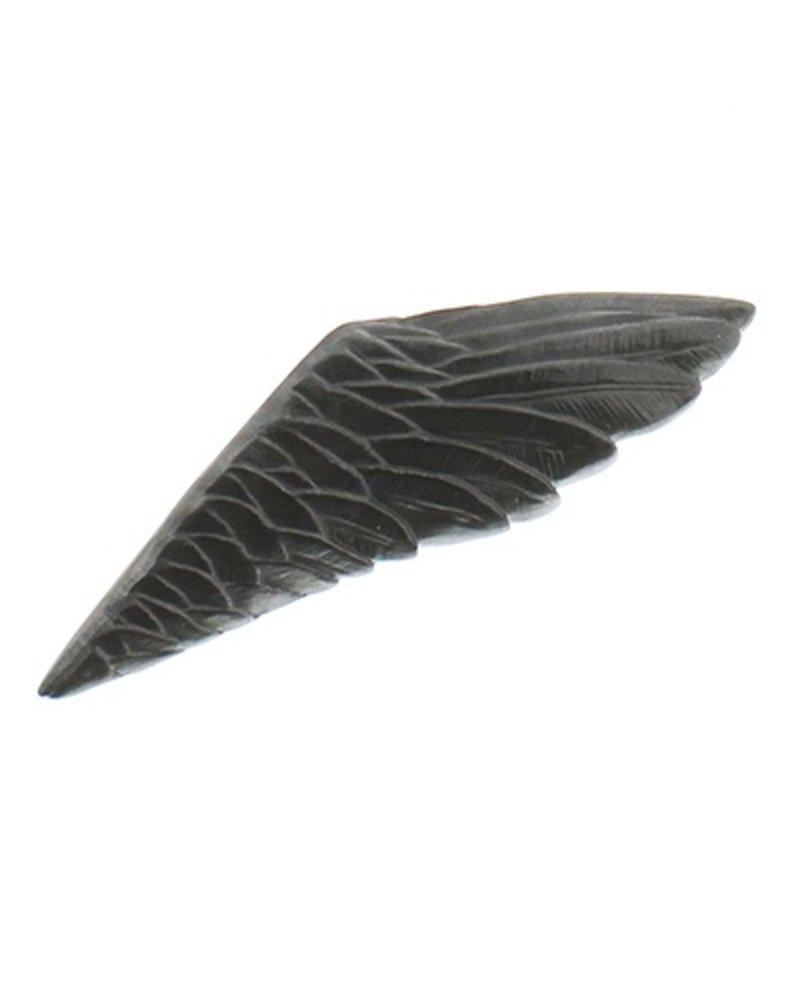 Sculptural Graphite Pen-Wing Sm