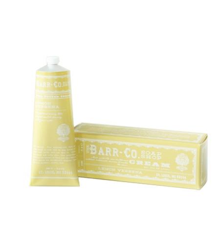 Barr-Co Lemon Verbena Hand Cream 3.4oz