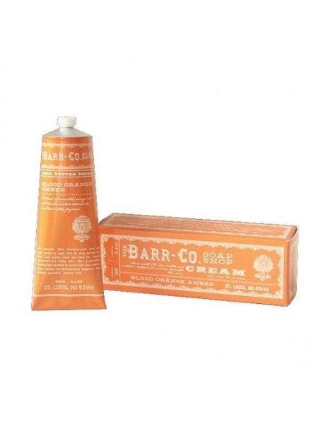 Barr-Co Blood Orange Hand Cream 3.4oz