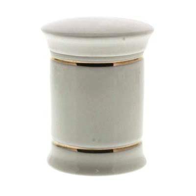 Extr: Chin: Frig: Par: Sm Ceramic Apothecary Jar