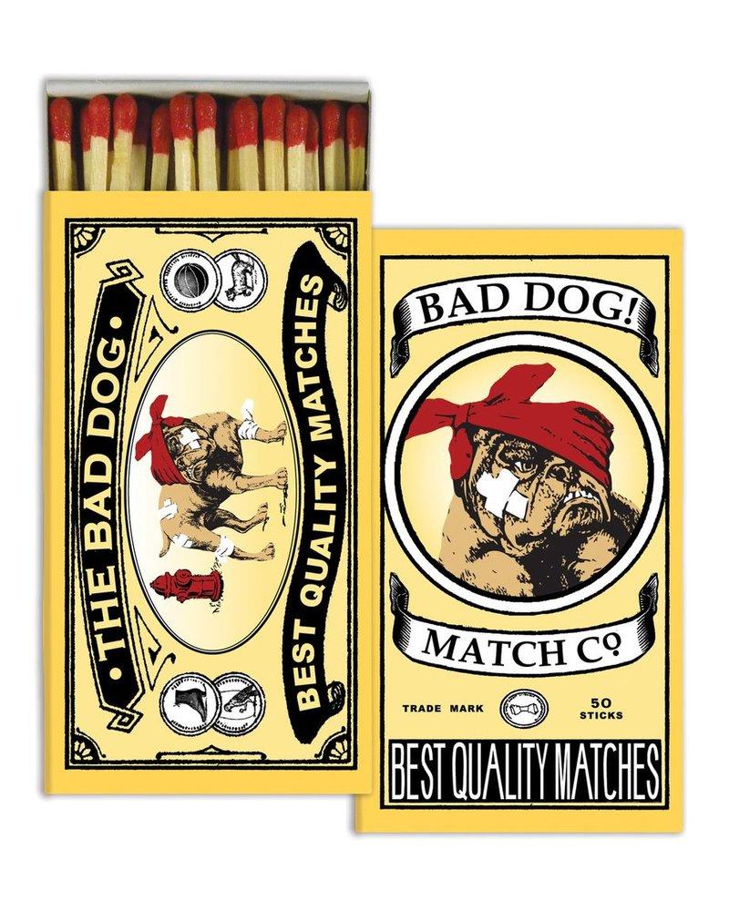 HomArt Bad Dog HomArt Matches - Set of 3 Boxes