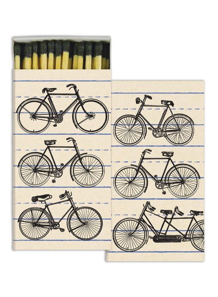 HomArt Bicycles HomArt Matches - Set of 3 Boxes