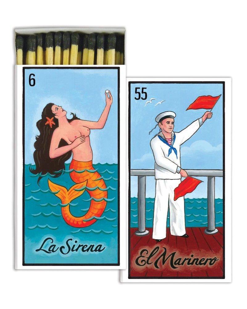 HomArt La Loteria HomArt Matches - Set of 3 Boxes