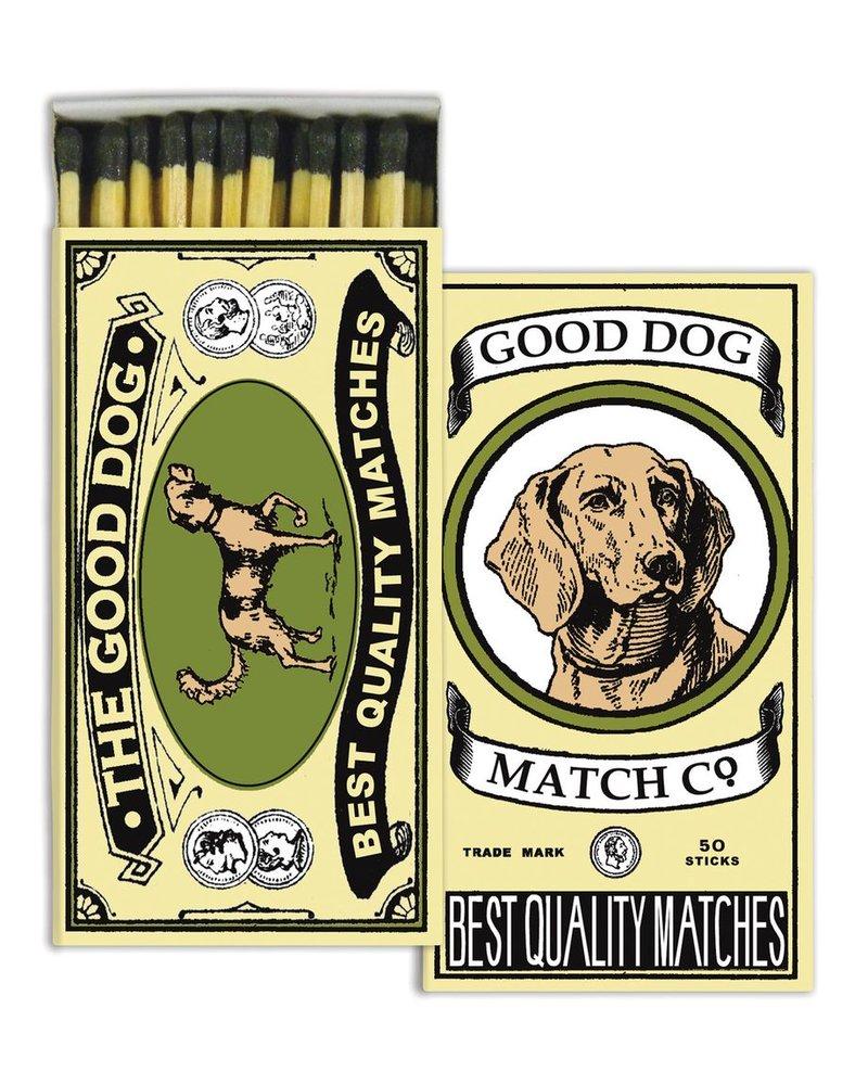 HomArt The Good Dog HomArt Pet Matches - Set of 3 Boxes