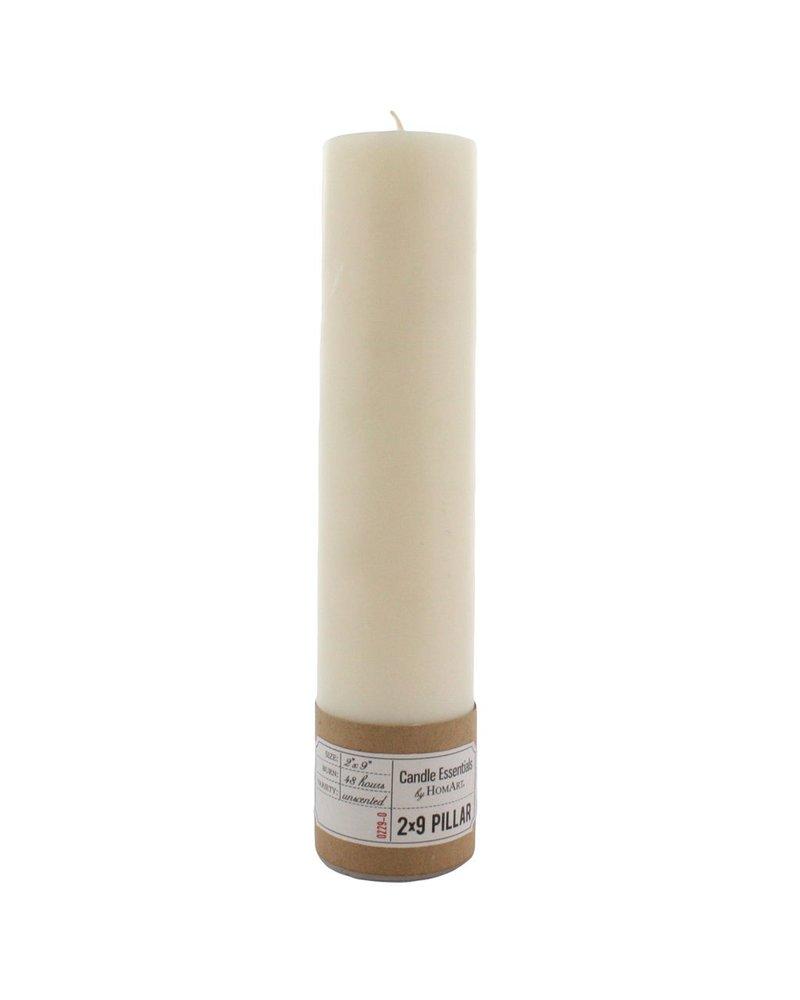 HomArt Pillar 2 x 9 Ivory