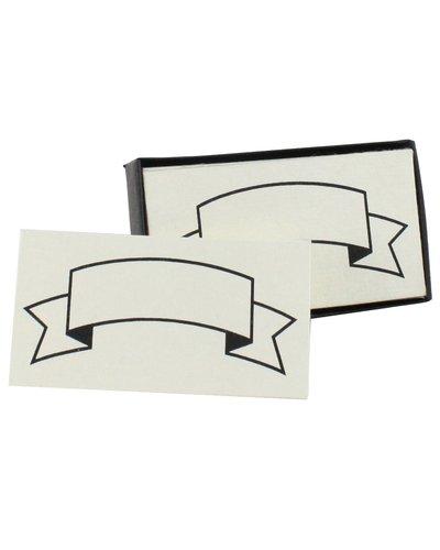 HomArt Printed Paper Card - Box of 32 Banner
