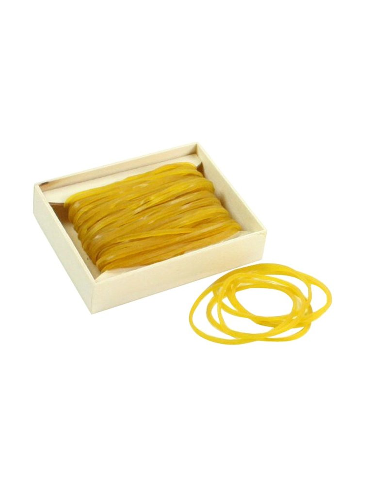 HomArt Rubber Bands Natural
