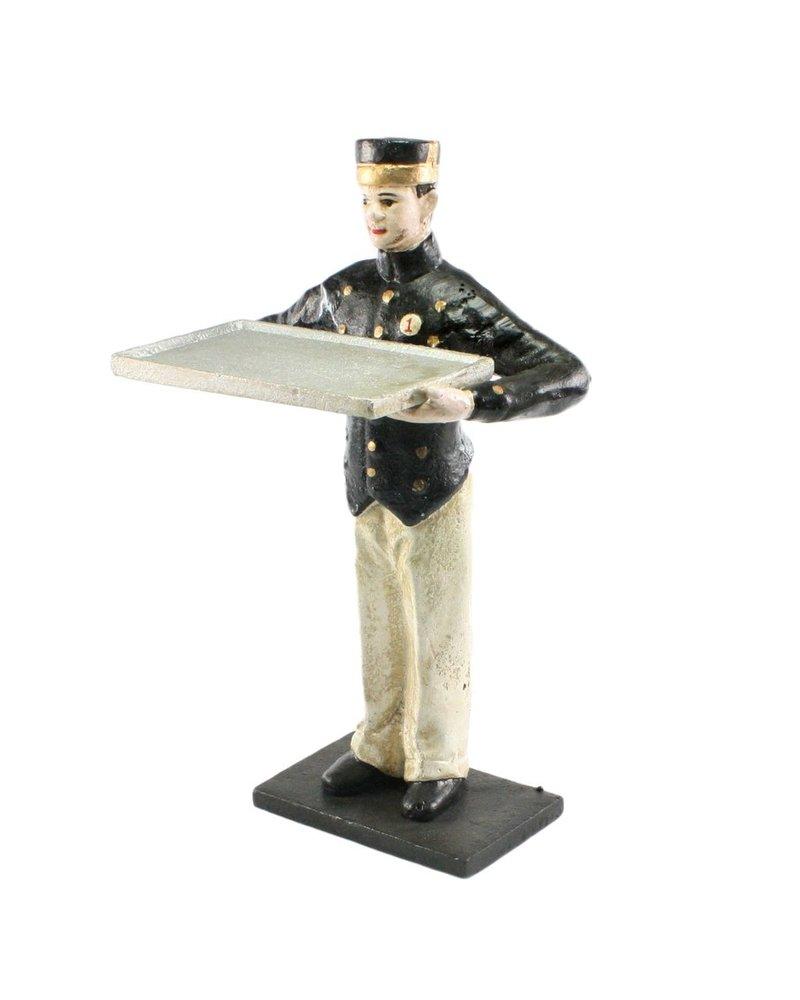 HomArt Bellman Card Holder - Cast Iron