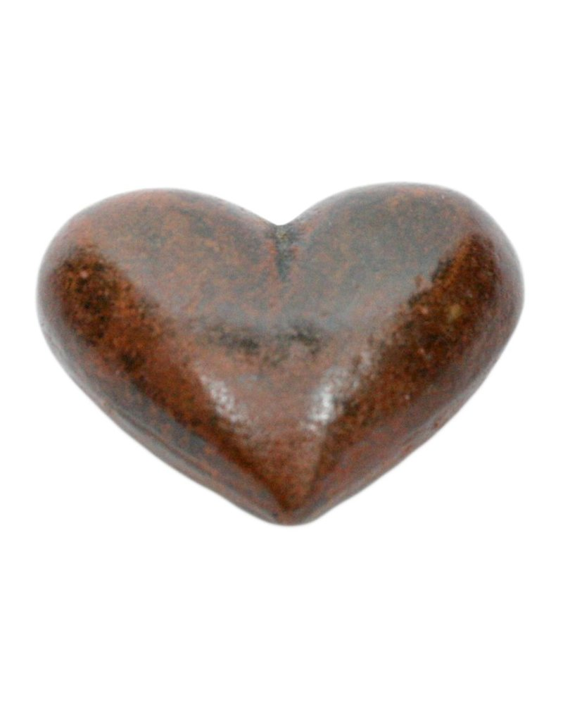HomArt Heart - Cast Iron Rust