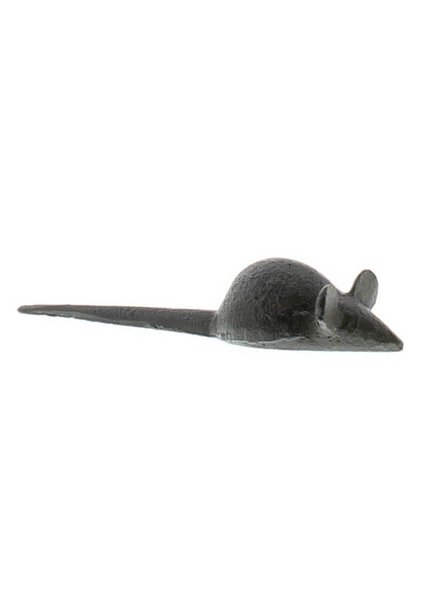 HomArt Pablo Critter - Cast Iron Mouse - Brown