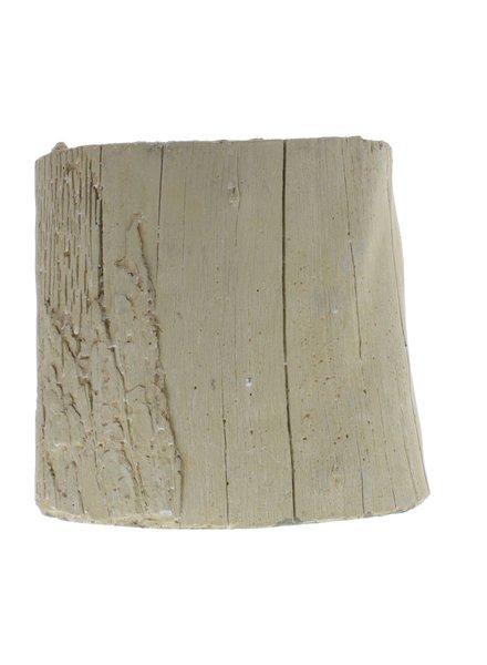 HomArt Eucalyptus Cast Cement Container - Med