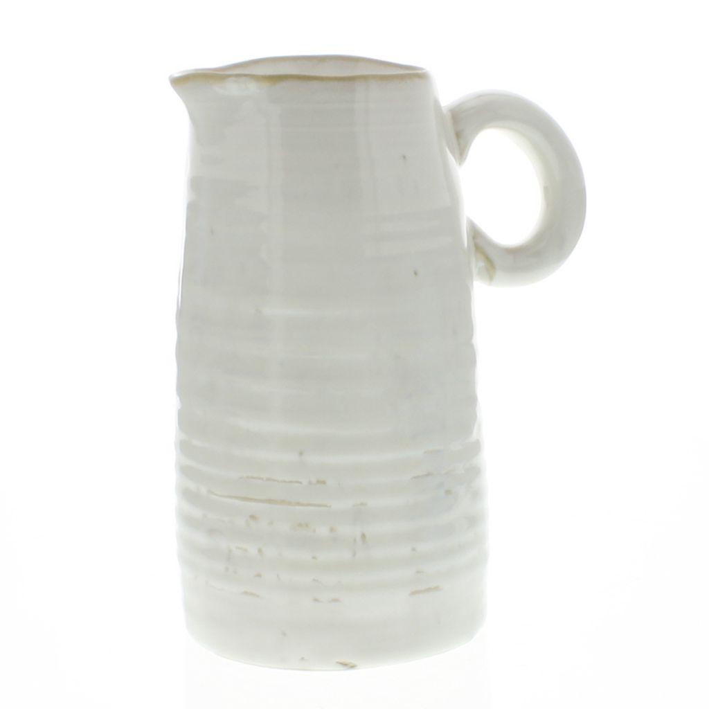 Homart summerland ceramic vase med cream areohome homart summerland ceramic vase med cream reviewsmspy