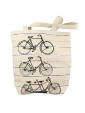 HomArt Canvas Tote - Bicycle
