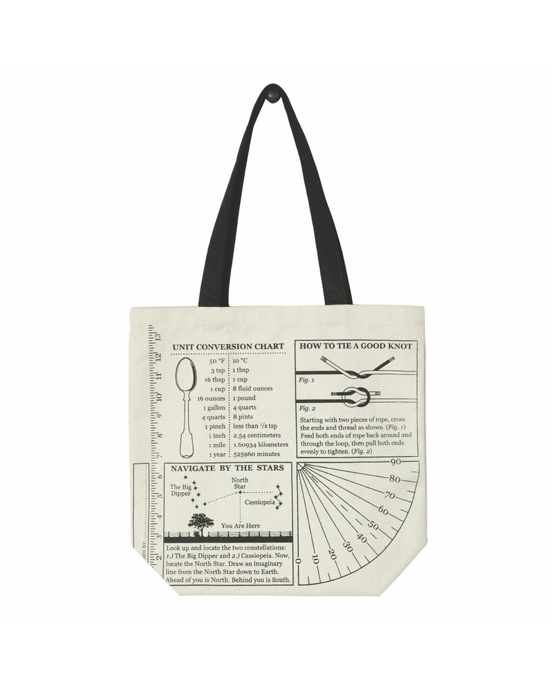 HomArt Canvas Tote - Adventure