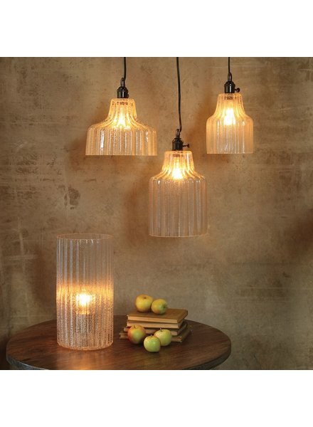 Lighting areohome homart stina glass pendant light sm clear greentooth Images