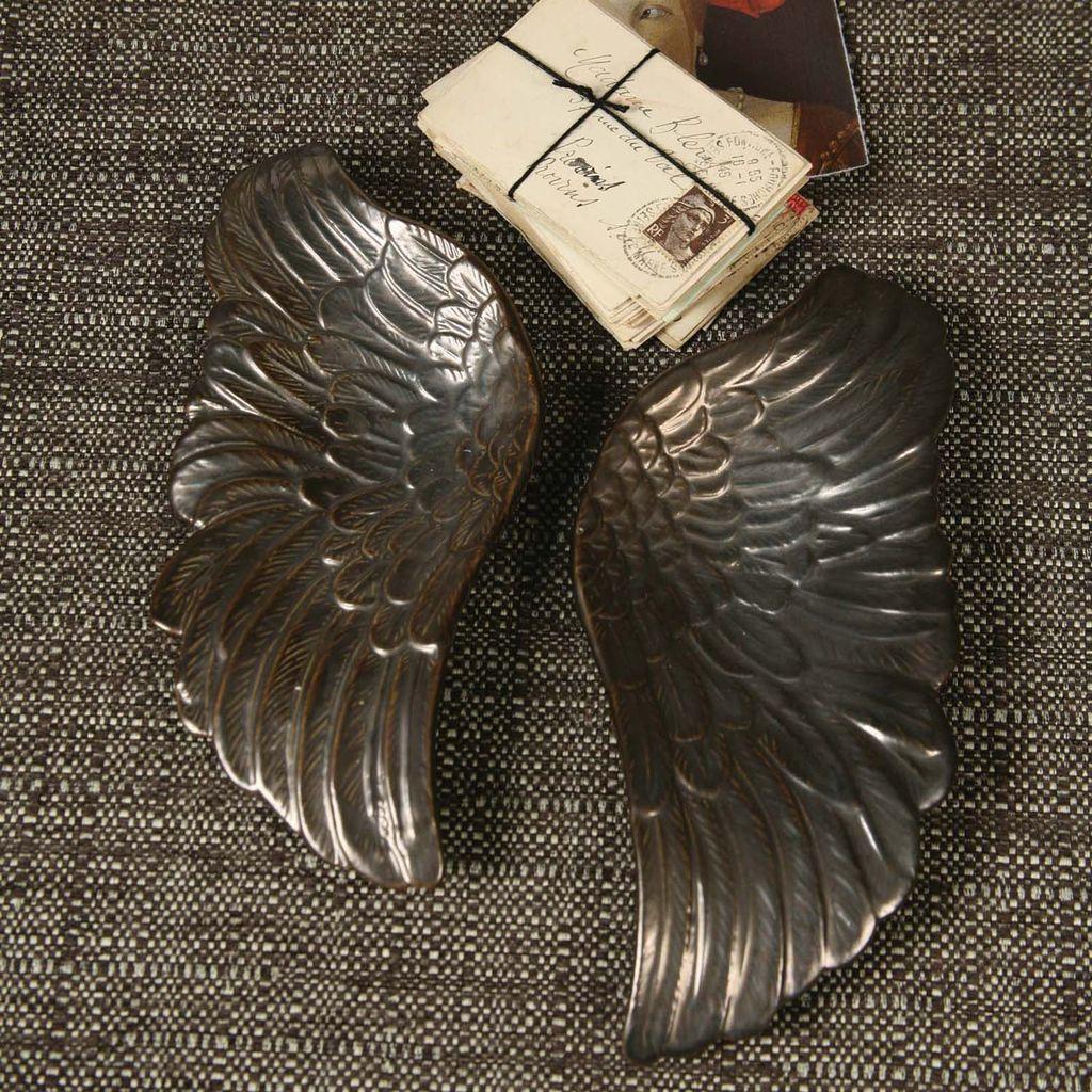 HomArt Ceramic Wings Bronze