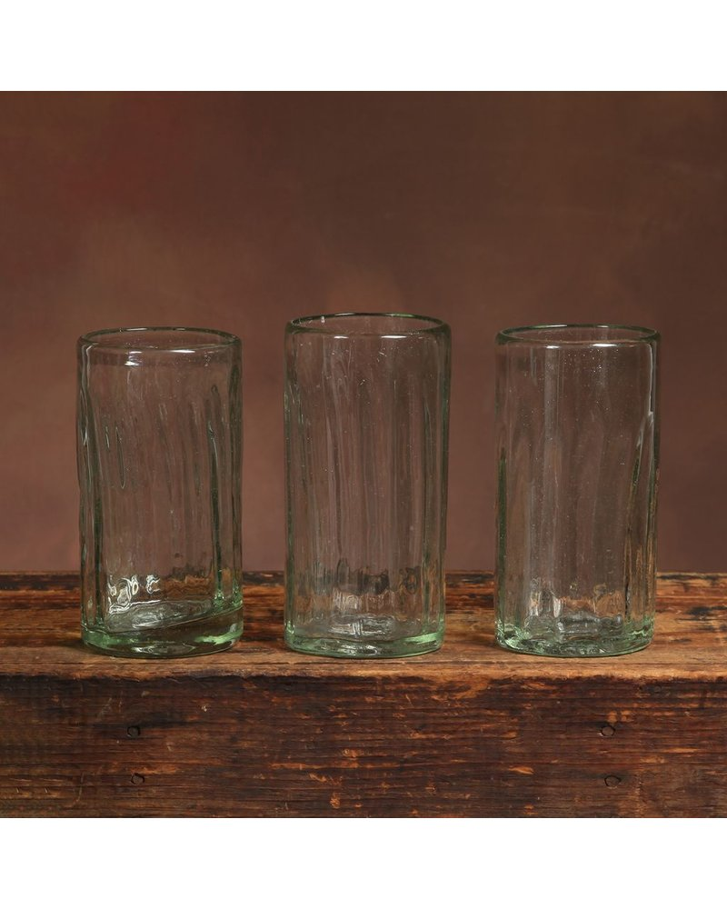 HomArt Hacienda Recycled Glass - Tumbler