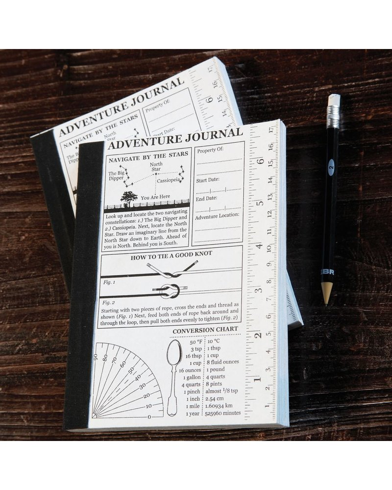 HomArt Recycled Paper Journal Adventure
