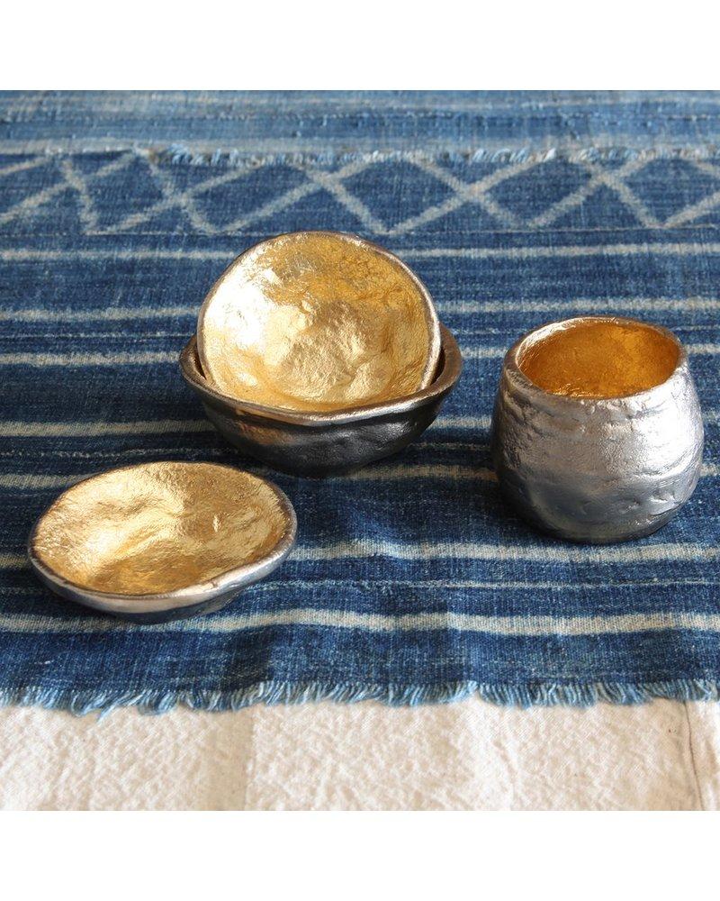 HomArt Strada Organic Cast Metal Bowl - Sm