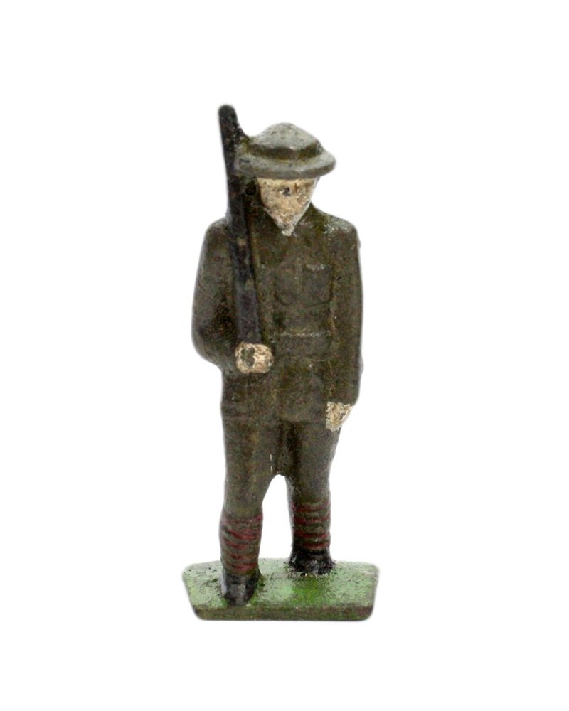 HomArt Private Greene Toy Solider - Cast Iron