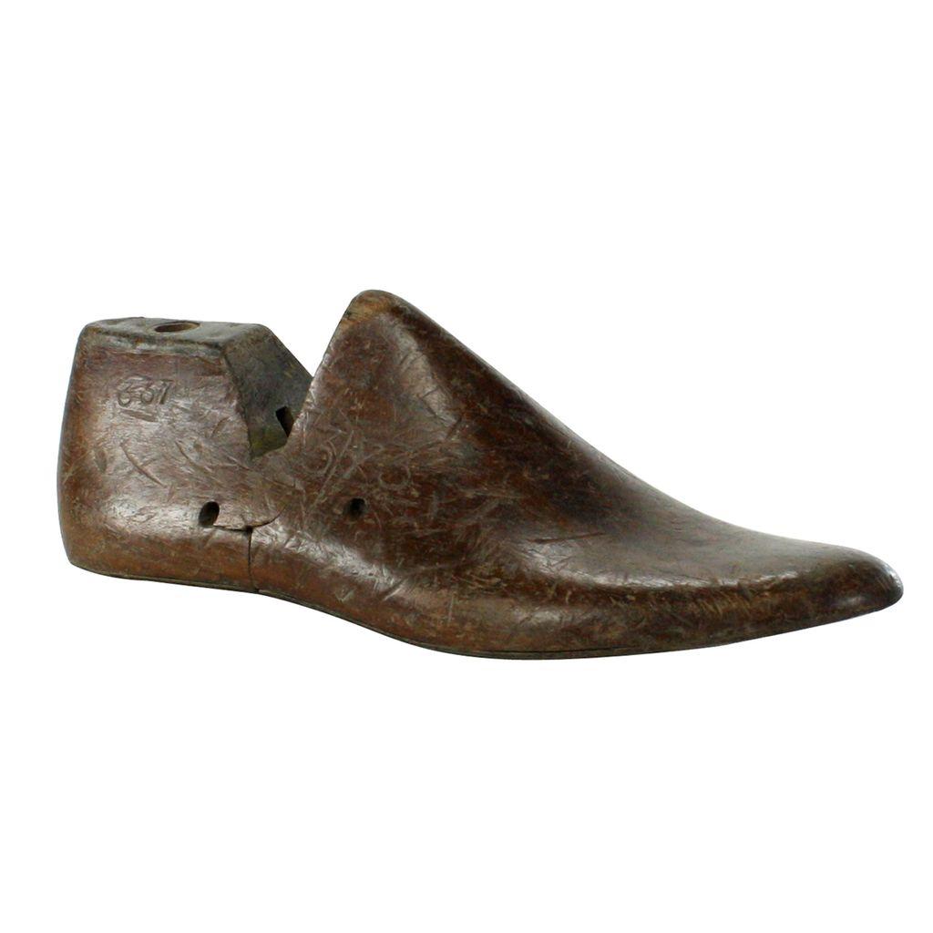HomArt Vintage Shoe Mold Natural