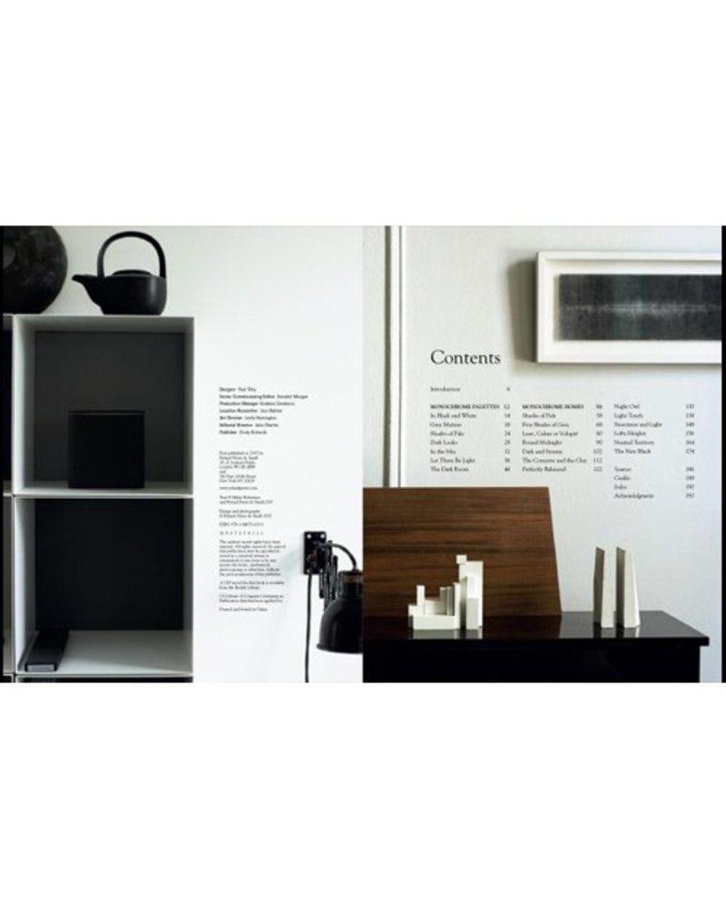 Monochrome Home: Elegant Interiors in Black & White