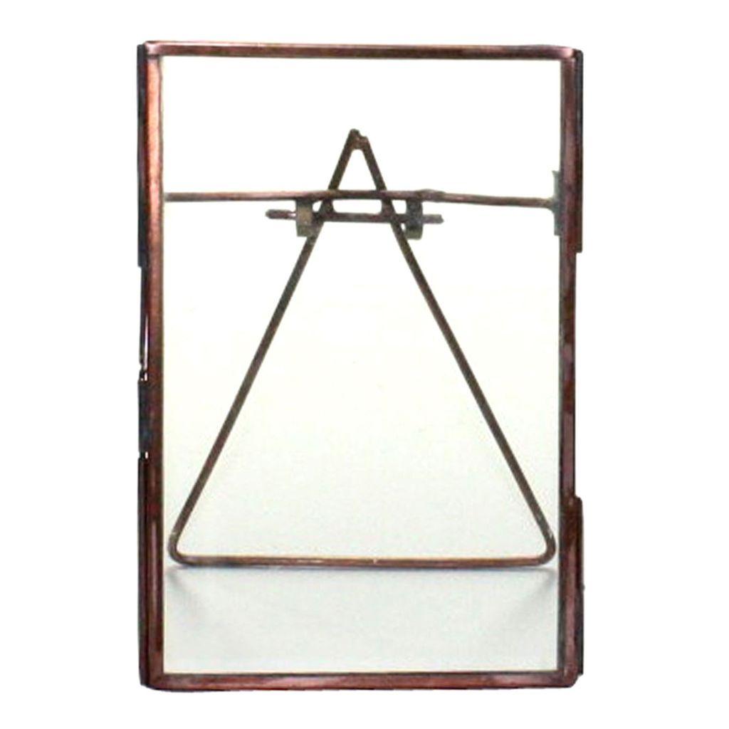 HomArt Cornell Easel Frame 4x6 - Vert Copper - AREOhome