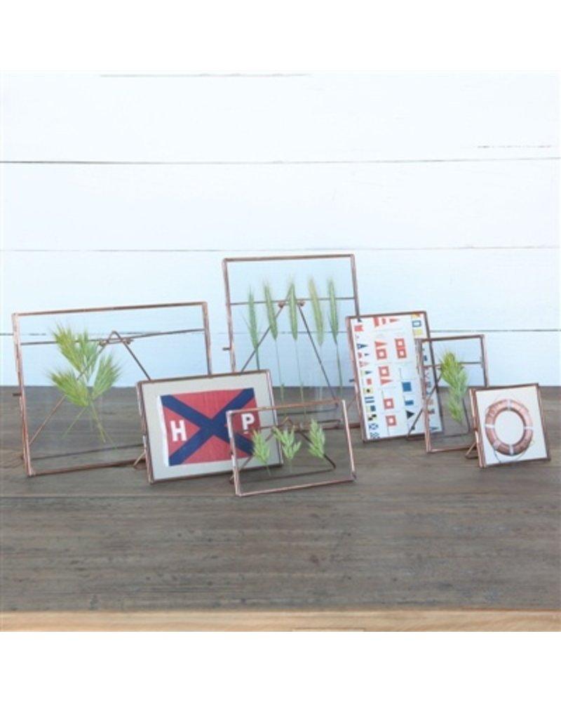 HomArt Cornell Easel Frame 5x7 - Vert Copper