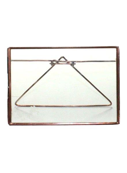 HomArt Cornell Easel Frame 7x5 - Horiz Copper
