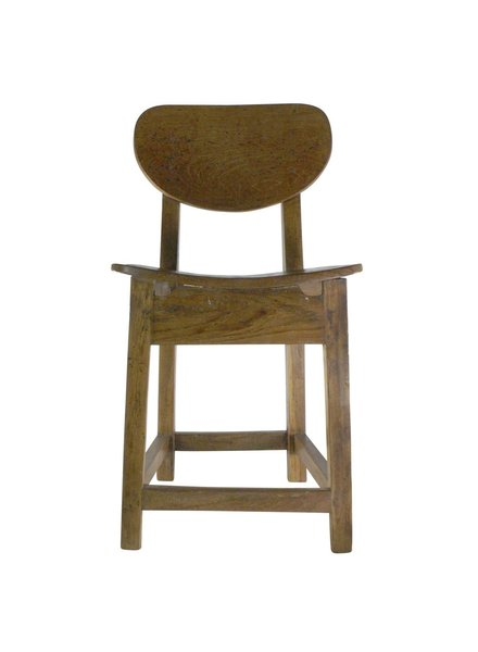 Vintage Wooden Kids Chair (1)